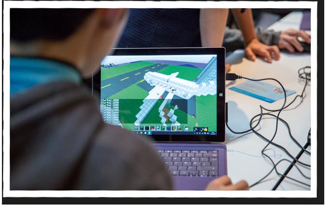 Minecraft Eine Mutter Erzählt Code Your Life - Minecraft gemeinsam spielen ipad